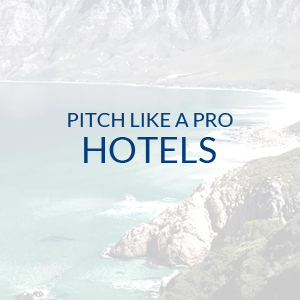 Pitch Like a Pro – Hotel